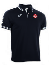 St. Michaels GAC JOMA Combi Polo - Black